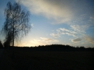 Západ slunce Bácovice č. 98
