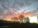 Západ slunce Senožaty č. 113